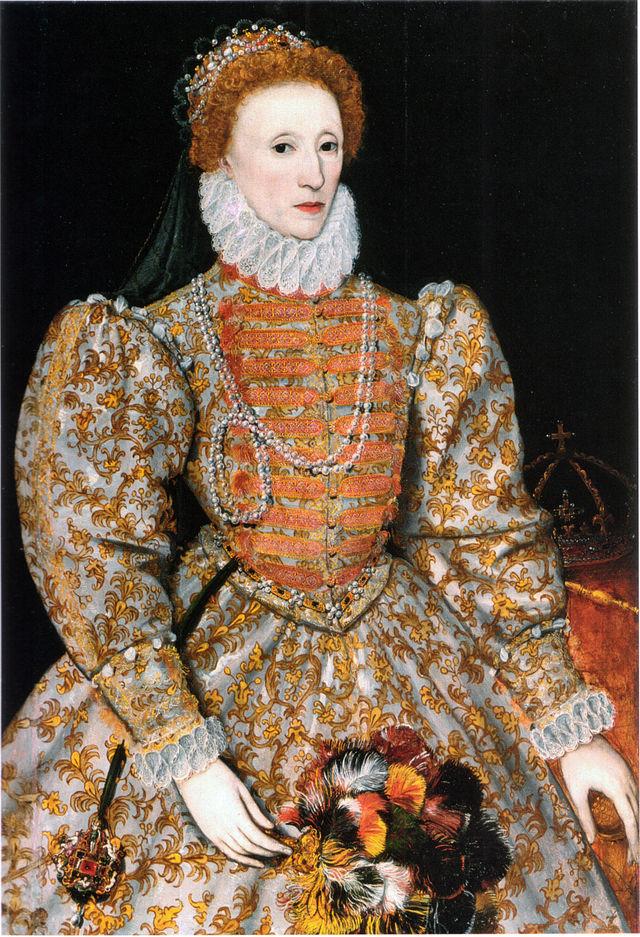 Elizabeth I  Elizab12