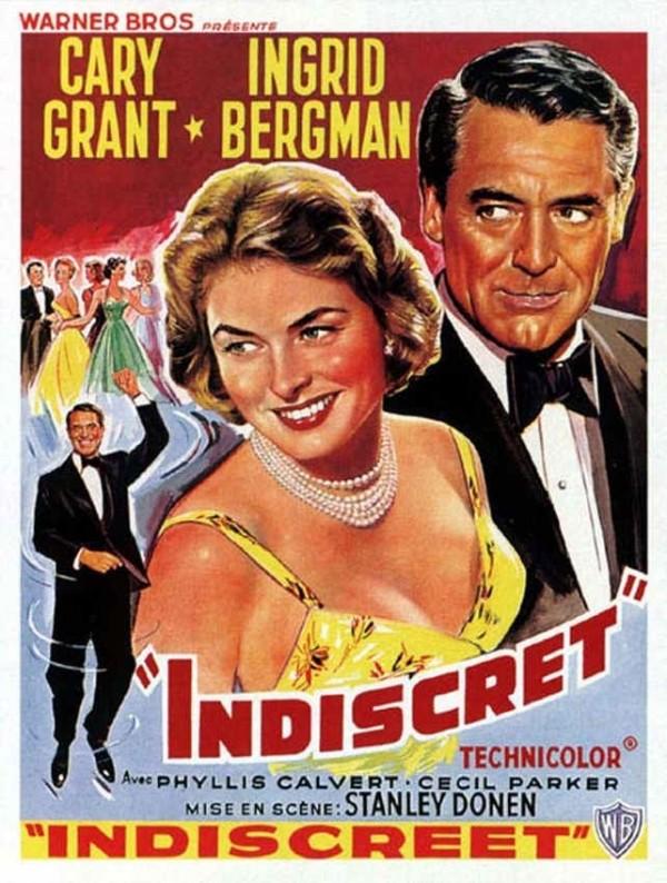 Indiscret de Stanley Donen (1958) Indisc16