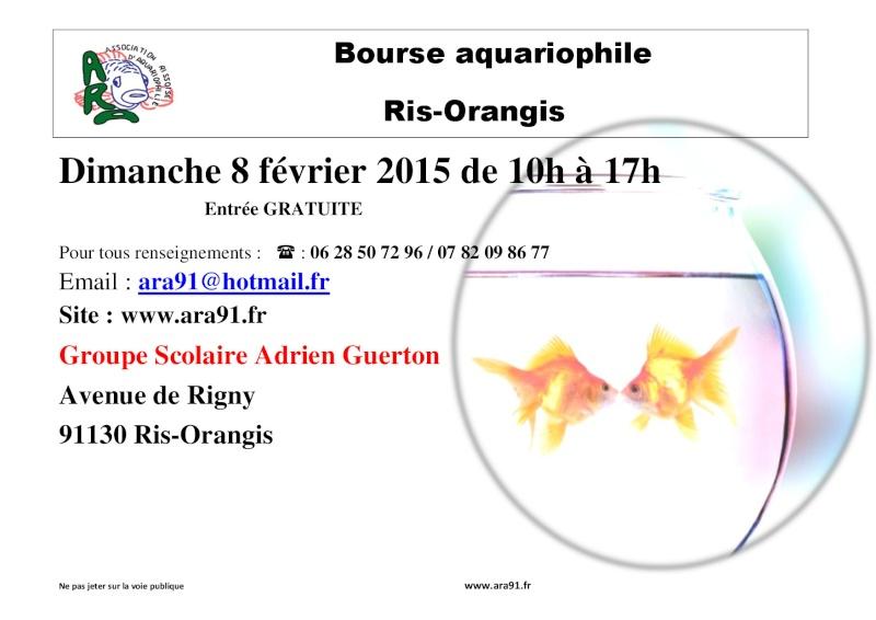 Ris-Orangis (91) le 8 février 2015 14507810