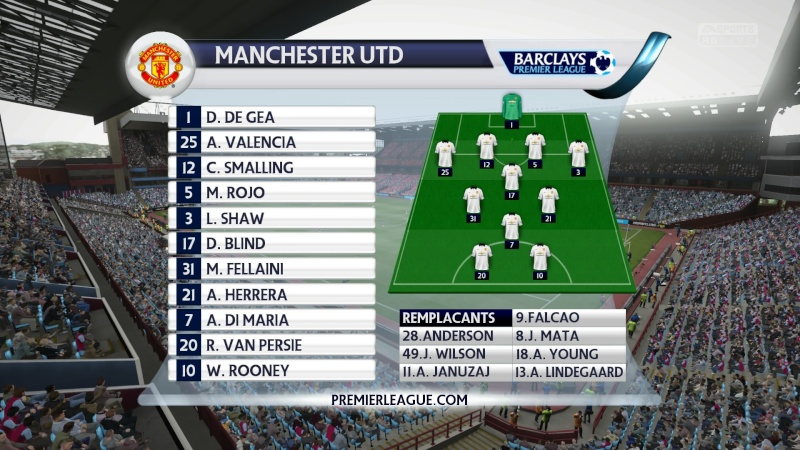 [FIFA 15] [Carrière Chris] Manchester United  - Page 2 Fifa_150