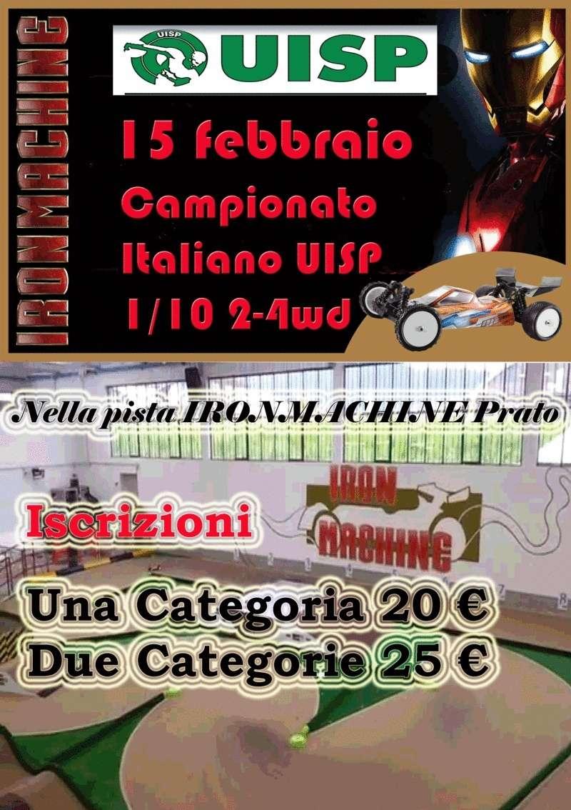 Campionato Italiano UISP 1/10 elettrico 2wd - 4xd C10