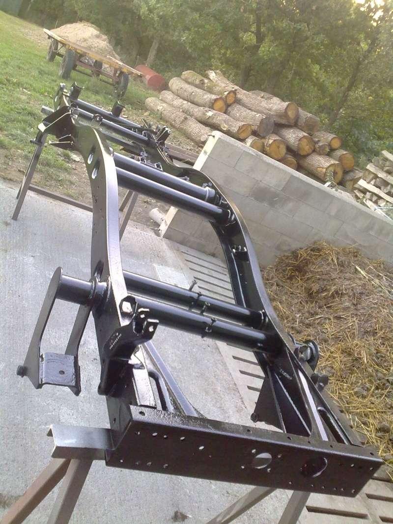 restauration unimog 406 Unimog20