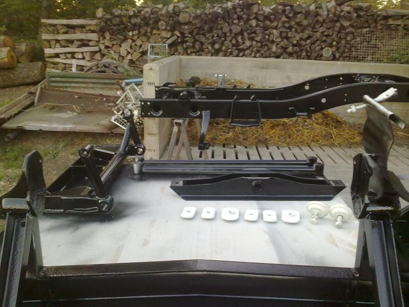 restauration unimog 406 Unimog25
