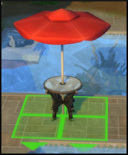 [Débutant] Créer un parasol géant 317