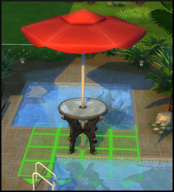 [Débutant] Créer un parasol géant 413
