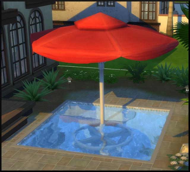 [Débutant] Créer un parasol géant 613