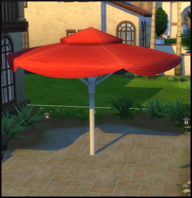 [Débutant] Créer un parasol géant 713