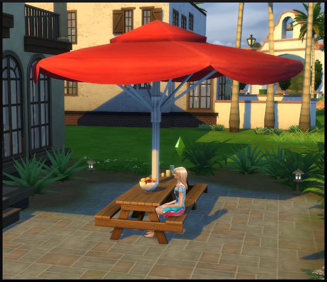 [Débutant] Créer un parasol géant 814