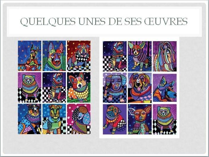 CHIEN (À LA MANIÈRE DE HEATHER GALLER) Trois10