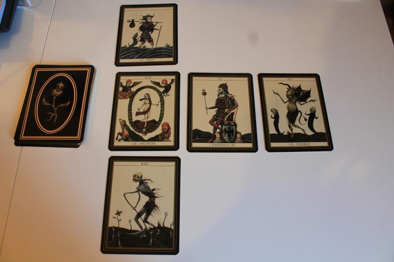 Le Tarot Noir 14245510