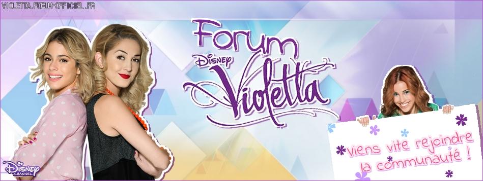 Violetta forum français