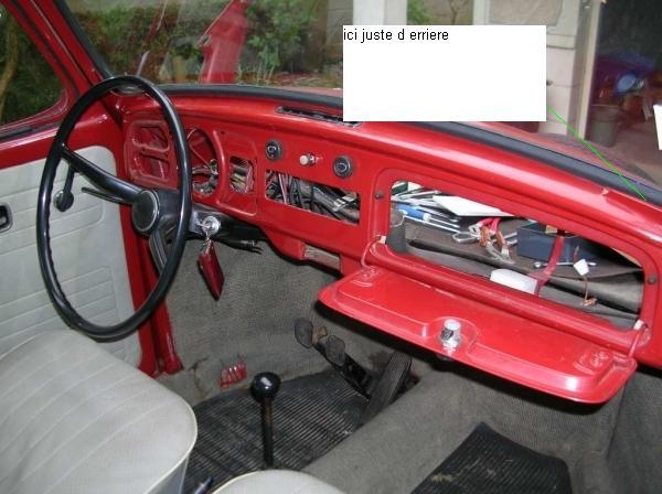 raccord chauffage coffre avant  - Page 3 Tablea11