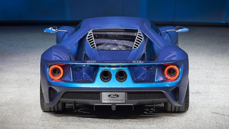 Ford GT 2016 Image45