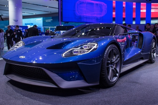 Ford GT 2016 Image46