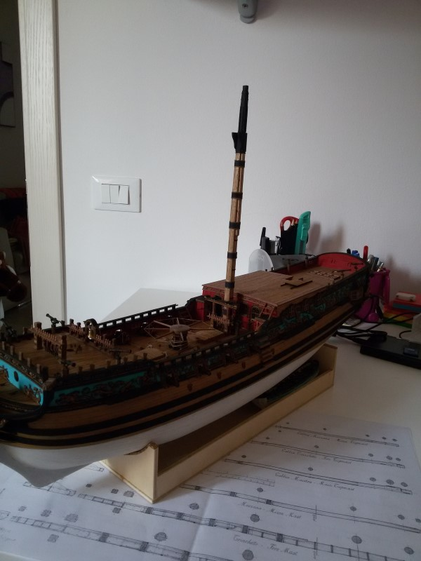 ROYAL CAROLINE (scala 1:48) - Pagina 4 20150311