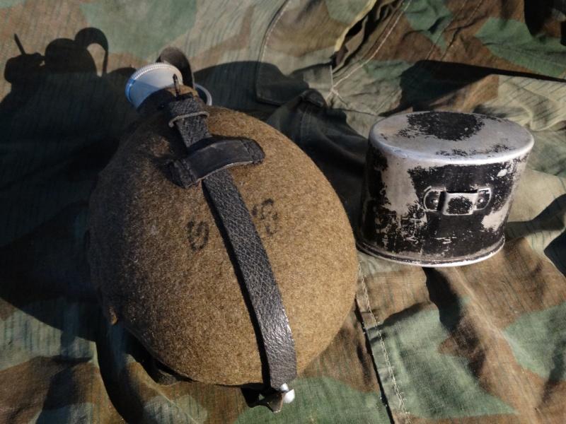 Collection Allemande WW2 / Décorations et Equipements Dsc00750