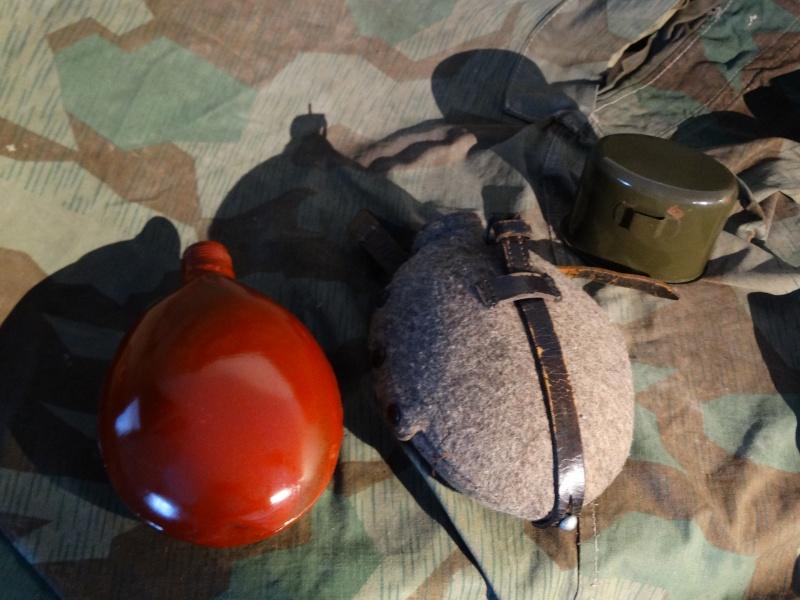 Collection Allemande WW2 / Décorations et Equipements Dsc00760