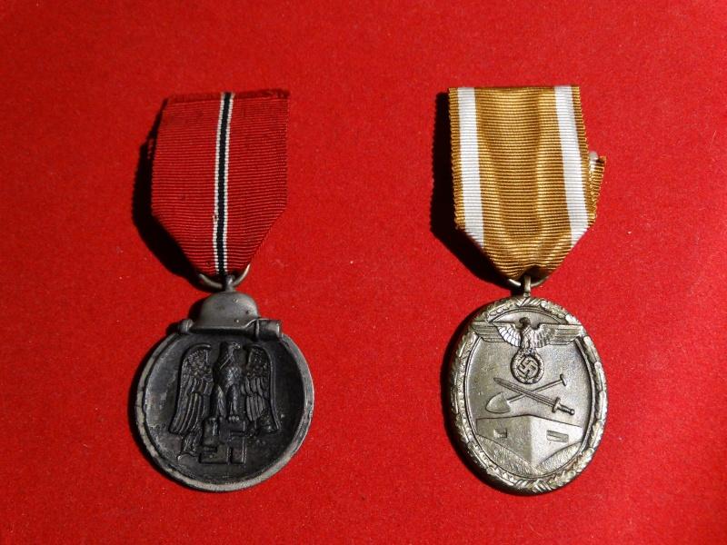 Collection Allemande WW2 / Décorations et Equipements Dsc00835