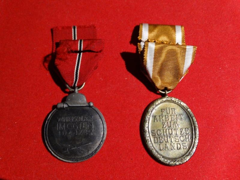 Collection Allemande WW2 / Décorations et Equipements Dsc00836