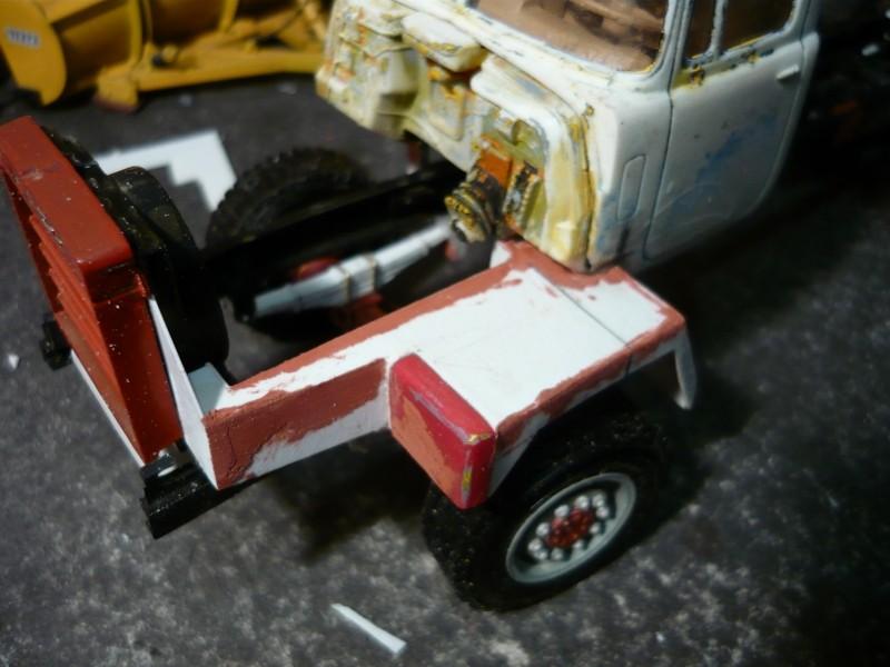 Mack RM 600 6X6 avec équipement a neige. P1130223