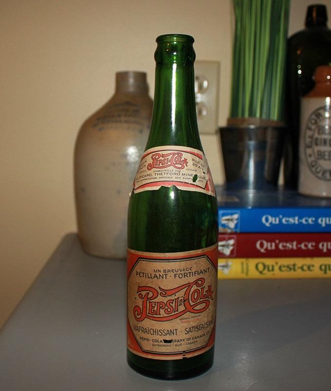 Bouteilles pepsi Pepsi-13