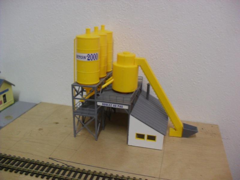 AUBANCE petite gare en HO... - Page 10 Ciment11