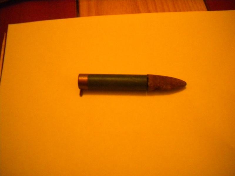 L'arme la plus ancienne présentée sur PM ? 00212