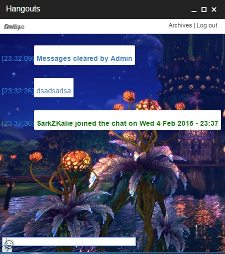 New Chatbox - Page 2 We10