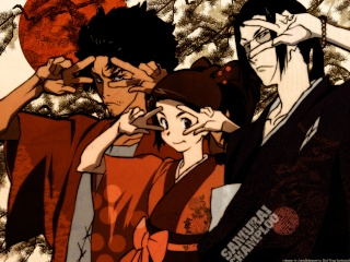 Les Mangas & Animés/Sentai - Page 3 Samura10