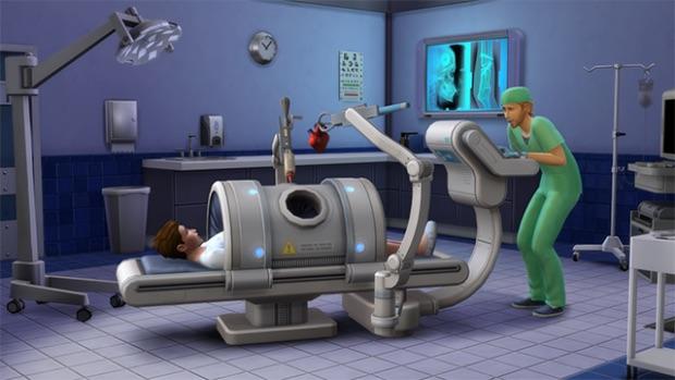 Les Sims 4 Au Travail [2 Avril 2015] Image13