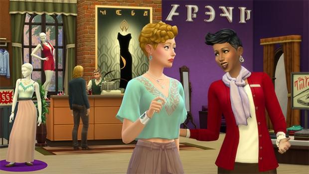 Les Sims 4 Au Travail [2 Avril 2015] Image14