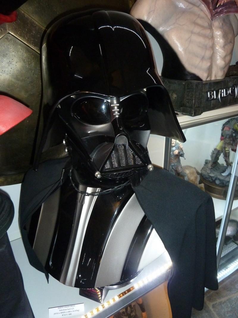 Collect n°469 Grinock : LOTR, STAR WARS, Cinemaquette - Elite Creature NEWS p 8 Vader_10