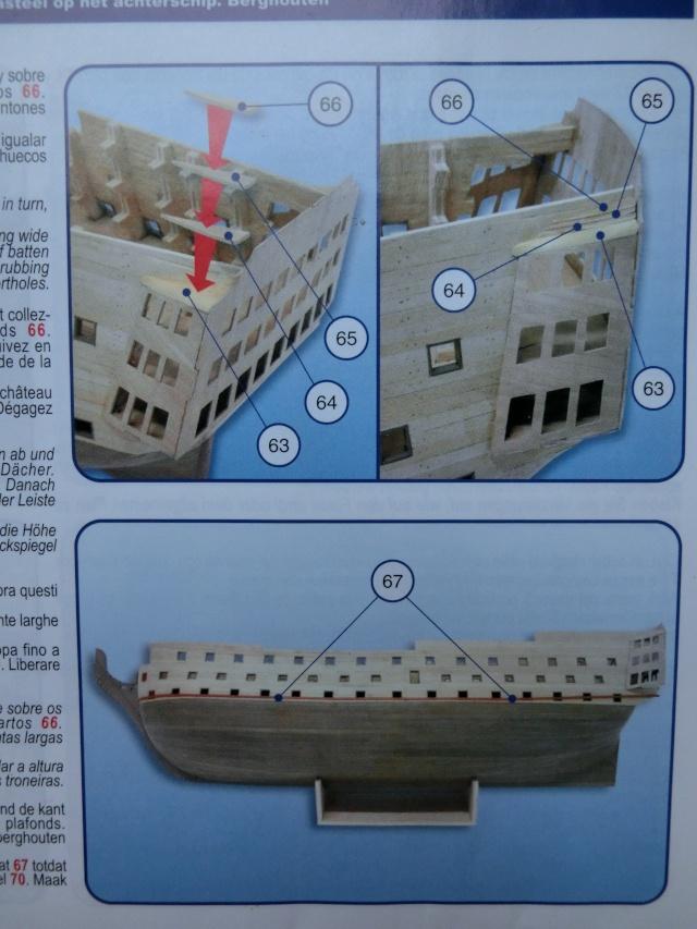 H.M.S. Victory au 1/84°plus rien à voir avec le kit - Page 23 Cimg0712