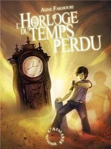FAKHOURI Anne - L'horloge du temps perdu Horlog10