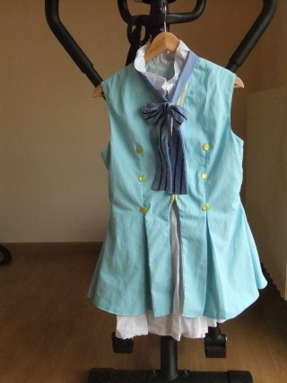 [Terminé] Cosplay Love Live School Idol Project - Umi sonoda Dscf2110