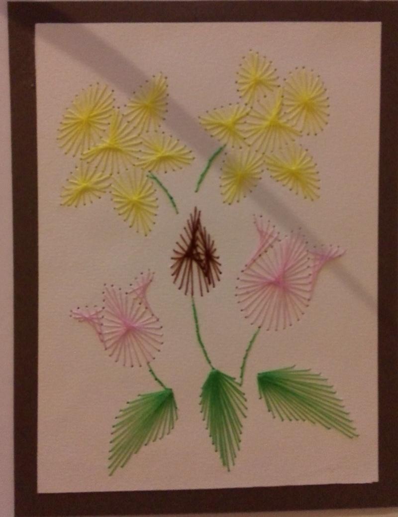création de cartes brodées - Page 3 Fleurs10
