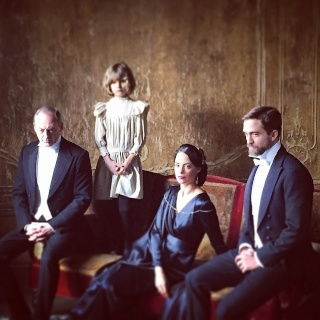 FIRST LOOK AT ROB IN THE CHILDHOOD OF A LEADER 3112