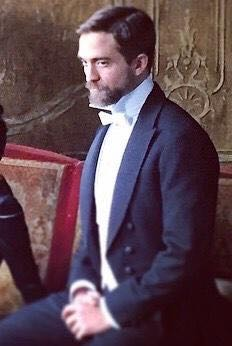 FIRST LOOK AT ROB IN THE CHILDHOOD OF A LEADER 3210