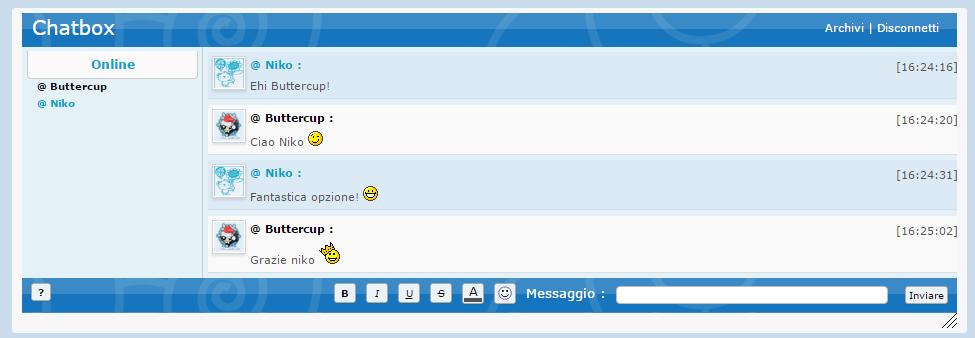 Inserire avatar nella chatbox Avatar10
