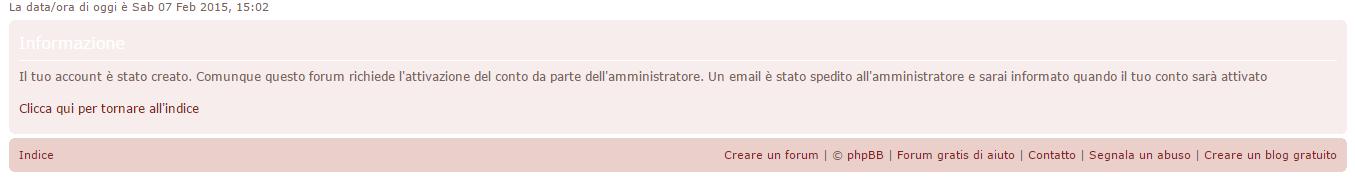 autorizzazione iscrizione da amministratore L210