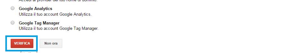 Strumenti google per webmaster su Forumattivo! Step810