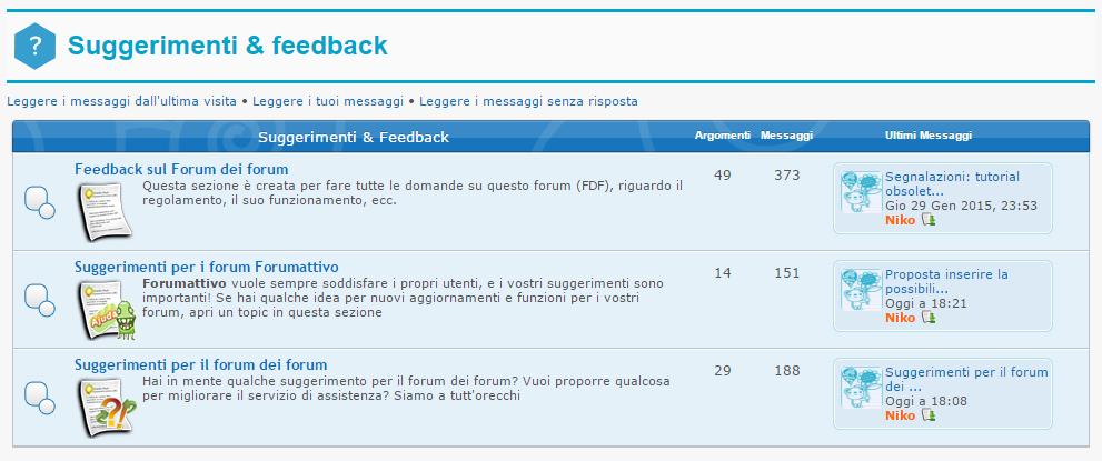 suggerimenti - Suggerimenti per Forumattivo! Sugger10