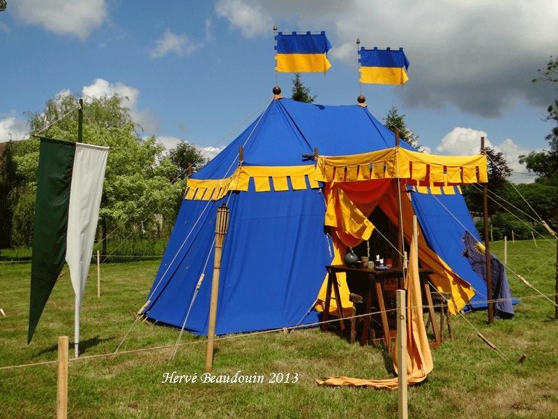 Fête médiévale, Les Aynans (Haute-Saône) Dsc06813