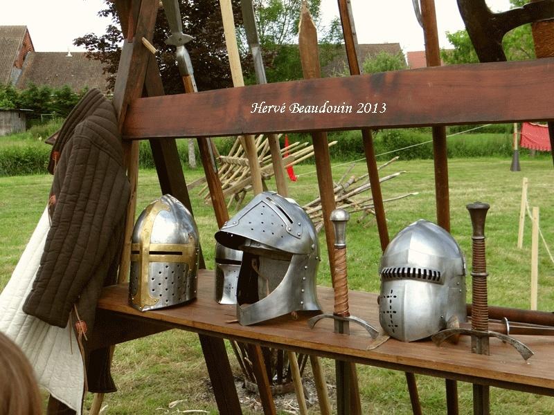 Fête médiévale, Les Aynans (Haute-Saône) Dsc06818
