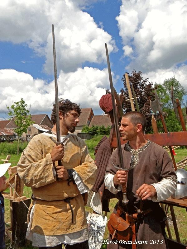Fête médiévale, Les Aynans (Haute-Saône) Dsc06819