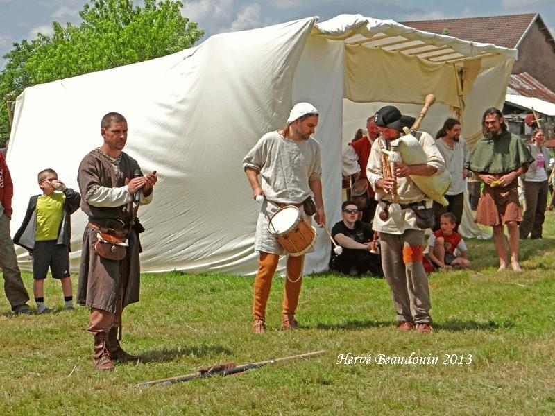 Fête médiévale, Les Aynans (Haute-Saône) Dsc06821