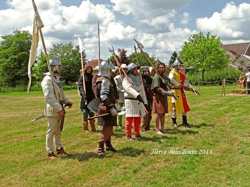 Fête médiévale, Les Aynans (Haute-Saône) Dsc06824