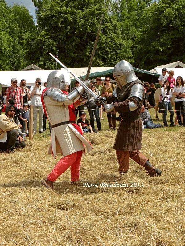 Fête médiévale, Les Aynans (Haute-Saône) Dsc06910