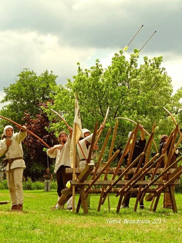 Fête médiévale, Les Aynans (Haute-Saône) Dsc06911
