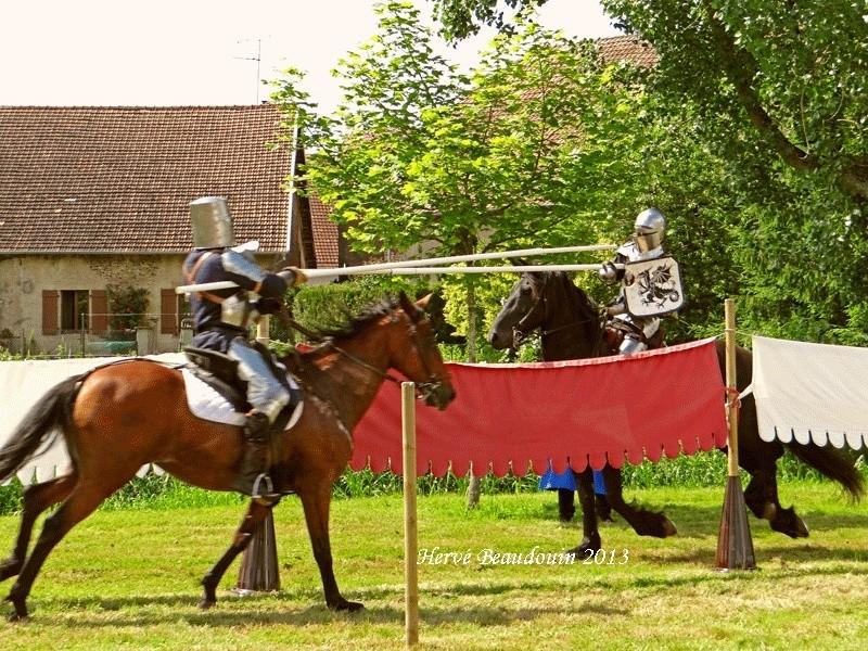 Fête médiévale, Les Aynans (Haute-Saône) Dsc06912
